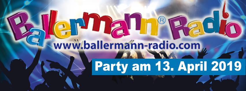 Ballermann Radio Party